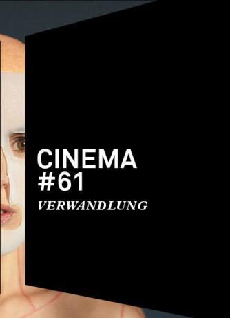 Cover der Cinema-Ausgabe 61 zum Thema «Verwandlung»